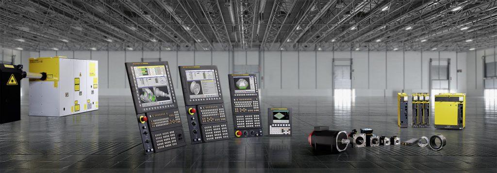 Faunc CNC HEA-GM-3DH-CNCS-2